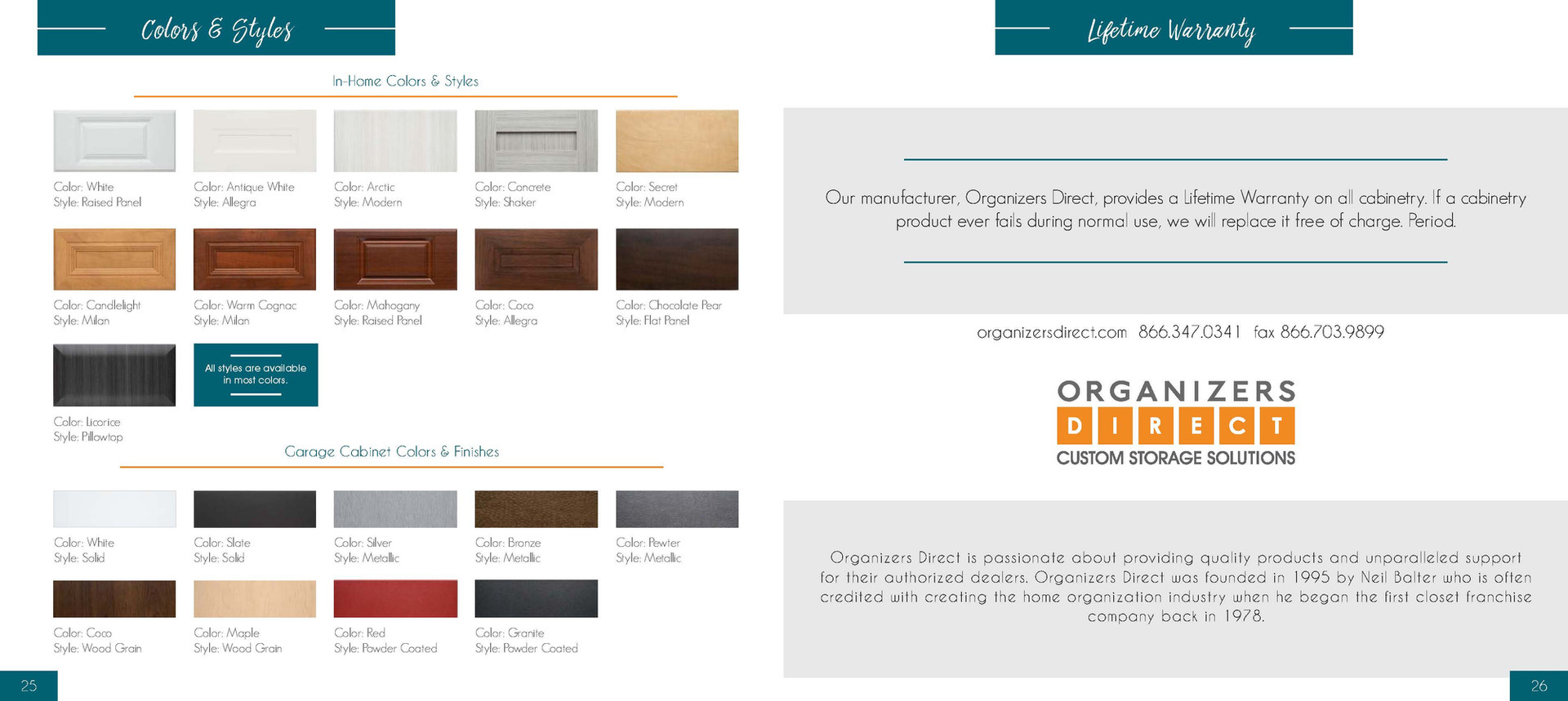 Multiple Colors for Your Home