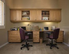 Secret Office in Premier Crown Moulding