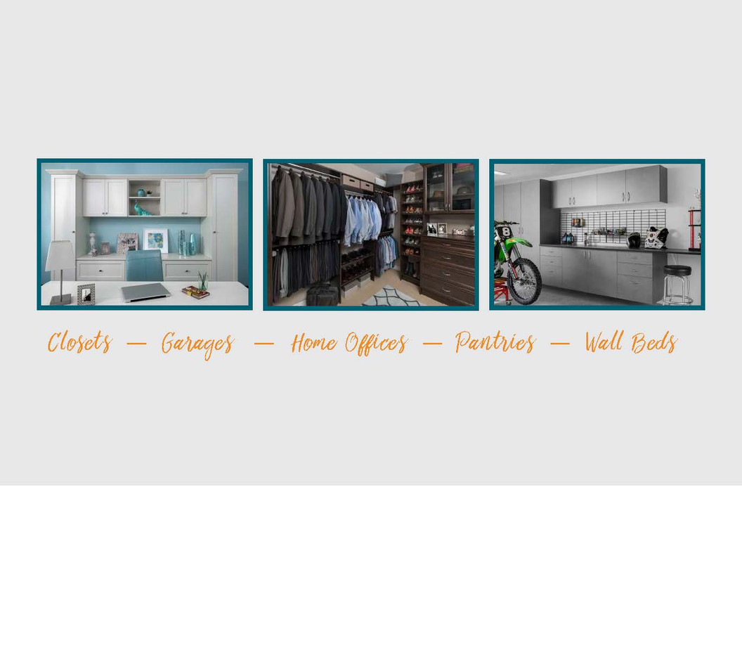 Knotted Spaces, Inc. Designs