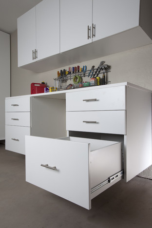 White Workbench with Drawers Open.jpg