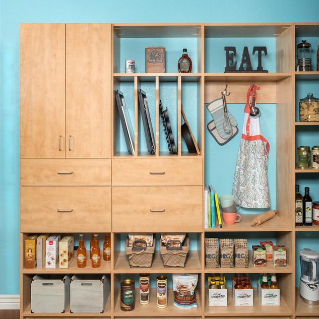 Secret Modern Pantry No doors Feb 2017.j