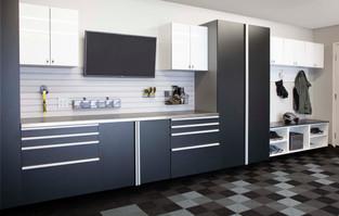 Basalt Cabinets Angle White Acrylic Mudr