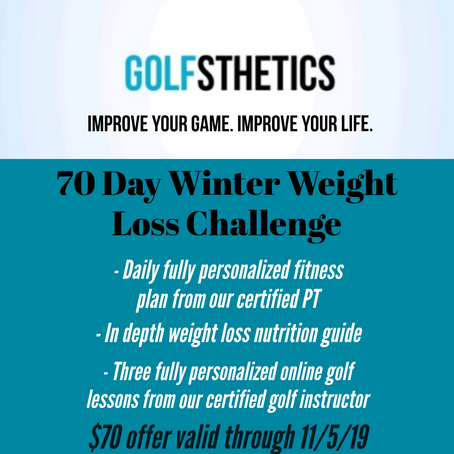 WHAT YOU NEED TO KNOW ABOUT OUR 70 DAY WEIGHT LOSS CHALLENGE!
