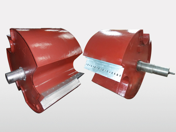 Drum Chipper Rotor