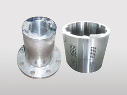 Drive Nozzle and Throat Sleeve