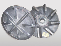 Impeller Fan and Flinger Nut