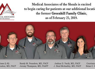 Welcoming Greenhill Family Clinic...