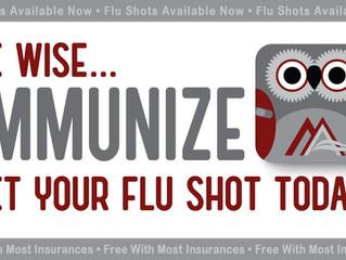 Flu Season Ahead...