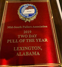 Congratulations to Lexington Motorsports Park