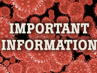 COVID-19 | Important Information