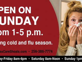 Open Sundays 1-5pm