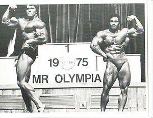 Arnold Vs Franco Olympia