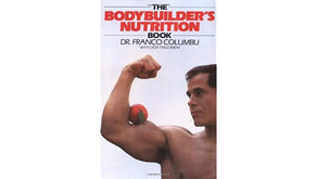Franco Columbu Bodybuilder's Nutrition Book pdf