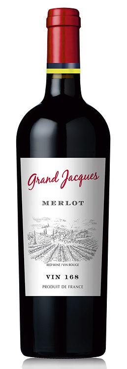 Grand Jacques Merlot 2019