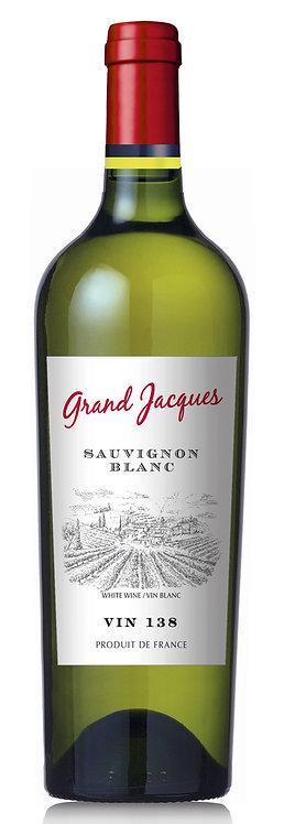 Grand Jacques Sauvignon Blanc 2018