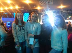 ELECTRIC GIRLS