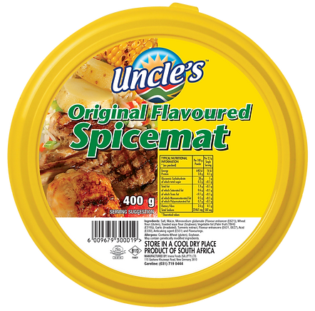 Uncles Original Flavoured Spicemat Spice Bowl 400 g.png