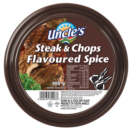 Uncles Steak & Chops Flavoured Spice Bowl 400 g.png