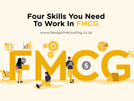 Four Skills You Need To Work In FMCG.