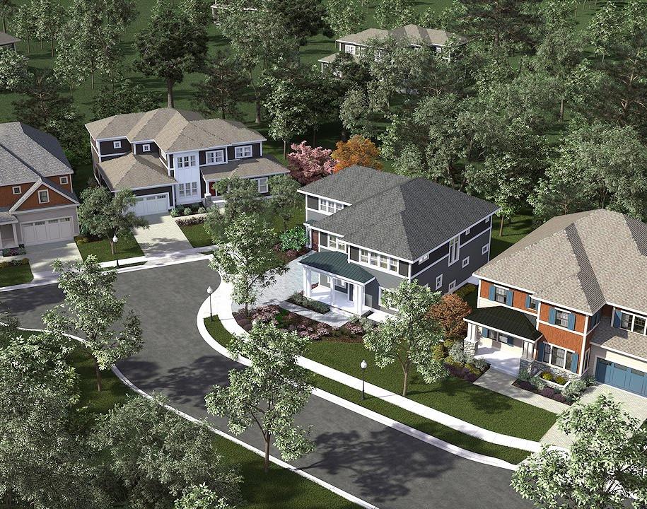 Cherrydale Village, Arlington, VA