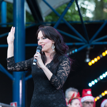 Carols in Queens Park 2016, Photo by Mark Butler