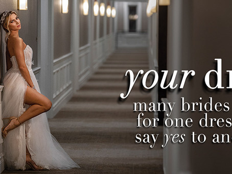 your dress