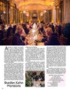 sophisticated weddings new york burden kahn mansion