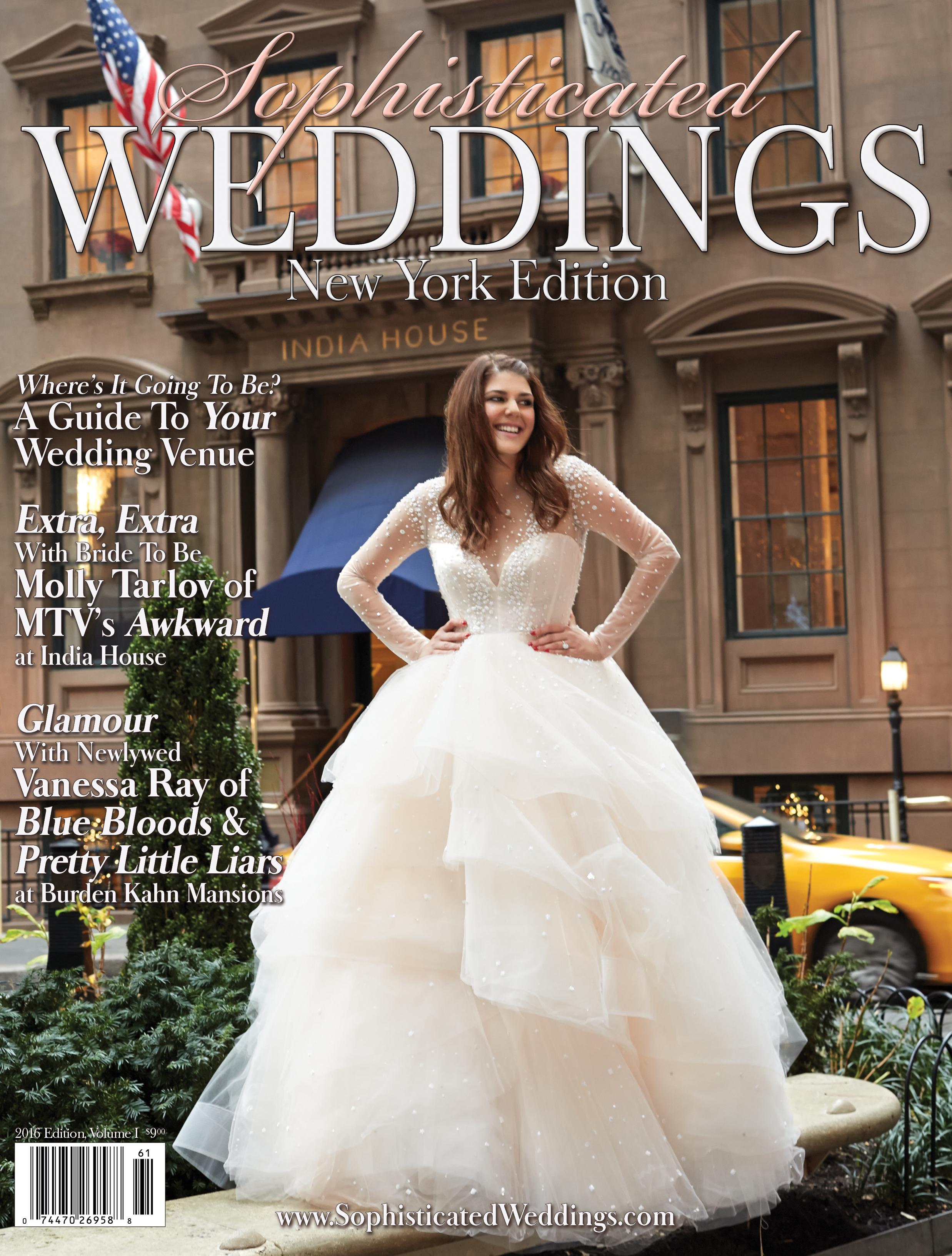 Sophisticated Weddings Molly Tarlov