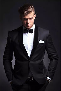 Cool-Man-Style-High-Quality-Shawl-Lapel-Black-Groom-Tuxedos-Suit-Wedding-Business-Grooms-M