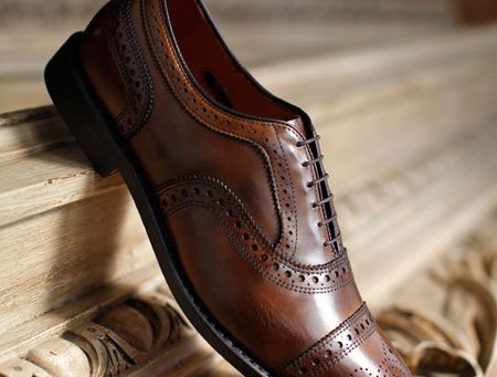 A PERFECT PAIR: ALLEN EDMONDS FOOTWEAR (THIS ONE'S FOR THE GROOM!)
