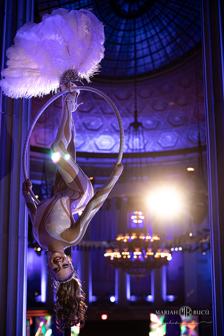 """The 2020 """"Sophisticated Weddings"""" RELEASE PARTY at GOTHAM HALL"""