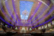 Naninas in the Park Ballroom Cathedral c