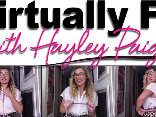 Virtually Fit With Hayley Paige
