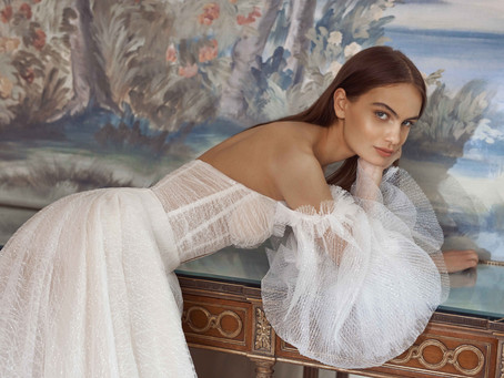 EXCLUSIVE: Sophisticated Weddings #NYFBW Interview With Galia Lahav Head Designer Sharon Sever
