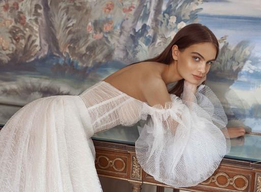 EXCLUSIVE: Sophisticated Weddings #NYFBW Interview With Galia Lahav Head Designer Sharon Sever