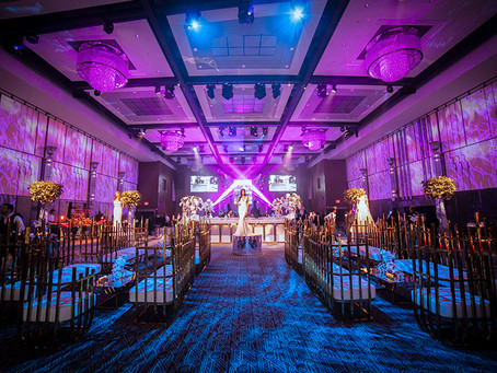 Dressing Up The Event: Florals & Decor By Birch Event Design