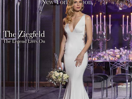 The 2018 Issue of Sophisticated Weddings Has Arrived!
