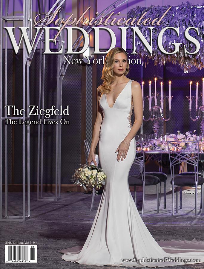 2018 Cover at Ziegfeld Ballroom