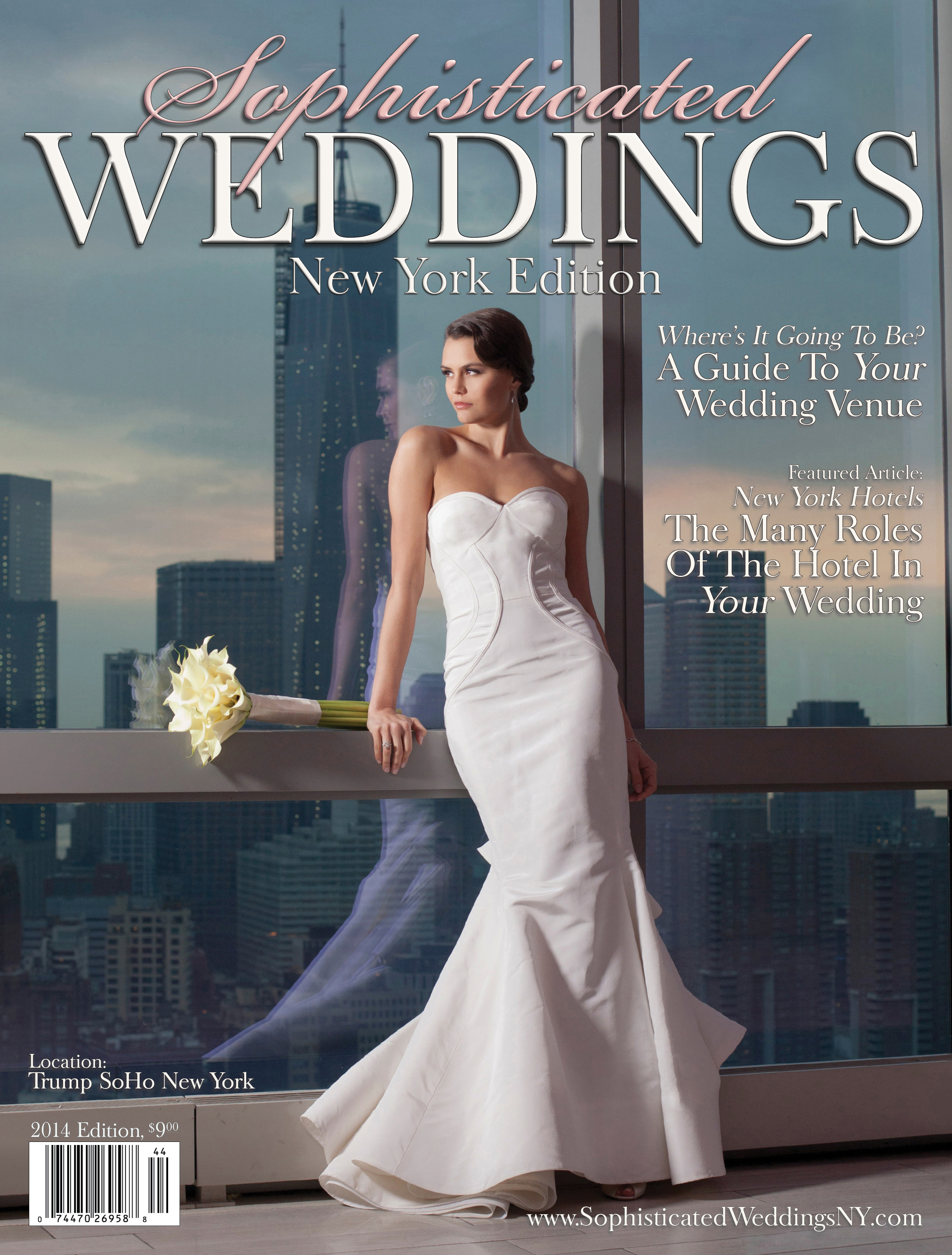 The Dominick Sophisticated Weddings