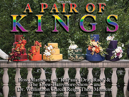 First Look: A PAIR OF KINGS