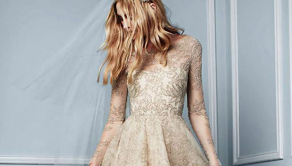 NYC Wedding Dress