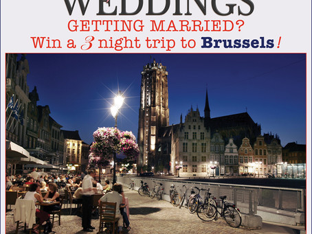 Win A Trip To Brussels!