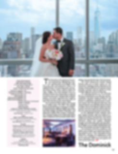 Sophisticated Weddings New York Trump SoHo