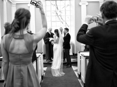 HOW TO KEEP YOUR GUESTS FROM SABOTAGING YOUR WEDDING PHOTOS