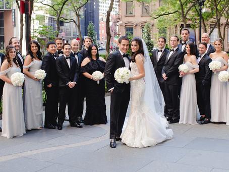 Downtown Wedding At Cipriani Wall Street
