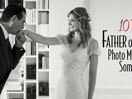 10 Times A FATHER Of The BRIDE Photo Made Us Feel Something