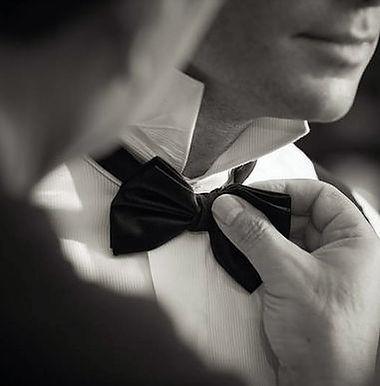 groom's suit tuxedo attire