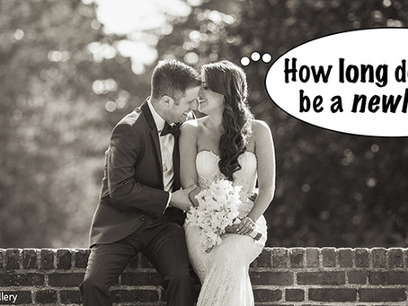 How Long Do I Get To Be A Newlywed?