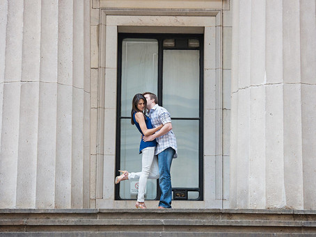LOCATION! LOCATION! LOCATION! A NEW YORK AREA WEDDING PHOTOGRAPHY COMPANY GIVES ADVICE ON ENGAGEMENT