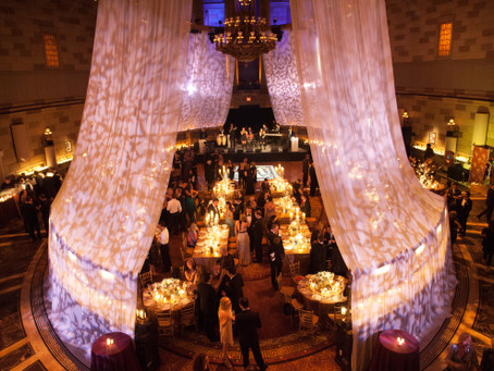 A FAIRY TALE WEDDING IN NEW YORK CITY: ALLISON AND MICHAEL'S WEDDING AT GOTHAM HALL